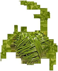 green_serdce